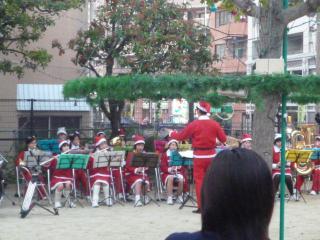 梅ヶ崎中学校ブラスバンド