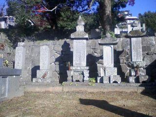 荒木宗太郎の墓