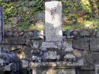 上野彦馬墓地