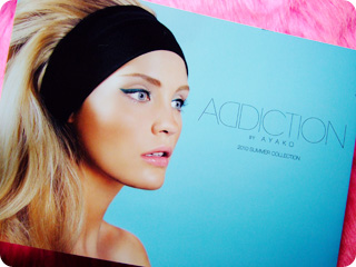 ADDICTION 2010 SUMMER COLLECTIONビジュアル
