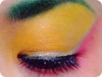 花の妖精eye