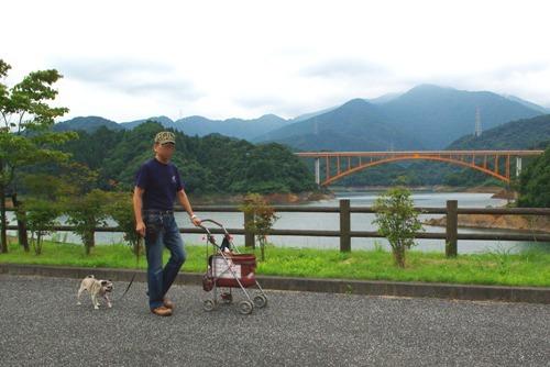 090815宮ヶ瀬湖☆