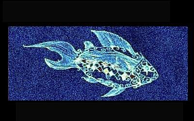 gold deep fish