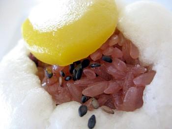 赤飯饅頭12