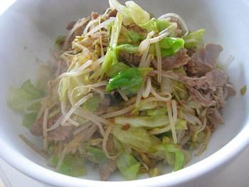 野菜炒め3