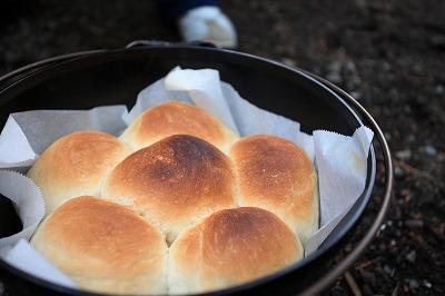 ダッチでパン♪