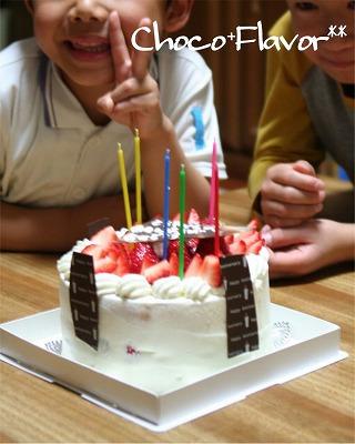 6歳誕生日