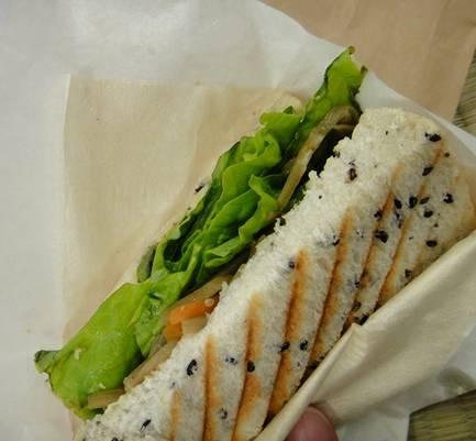 legumi サンド