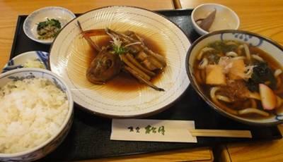 松月4 鋒鋩煮魚