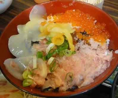 豊浜 海鮮丼