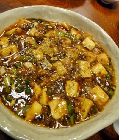 ひろ 麻婆豆腐