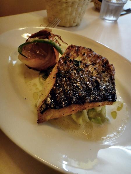 ポーレット 魚