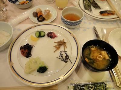神戸オークラ 和食