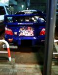 ちょwwageの痛車発見www