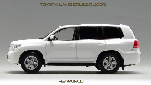 land cruiser 200AX