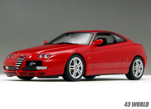 alfa romeo GTV 2004