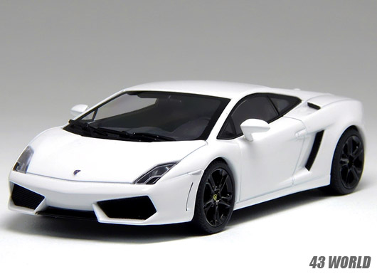 Gallardo LP560-4 white