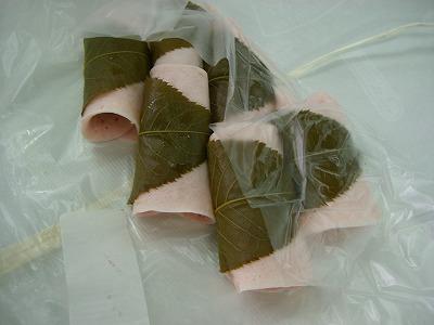 浅田屋・さくら餅