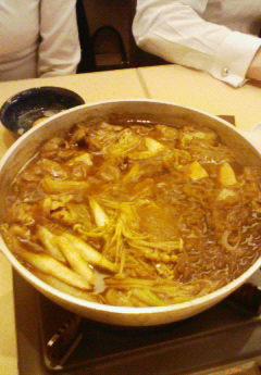 軍鶏料理1