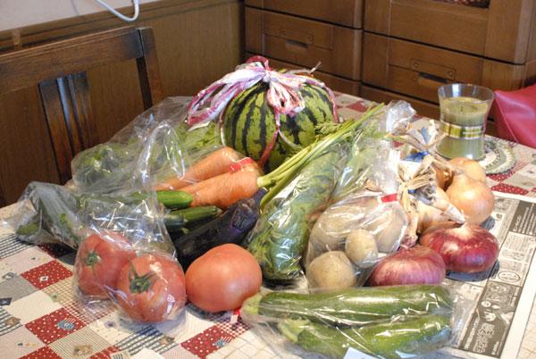 090705野菜たち。