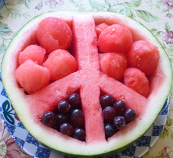 Cooking_PeaceWatermelon