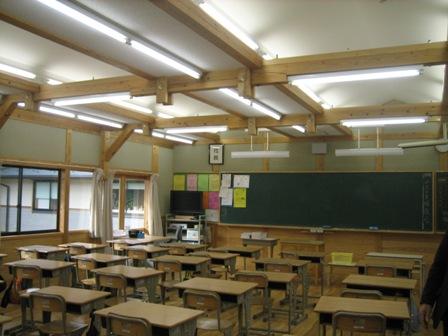 081129s内子中s教室