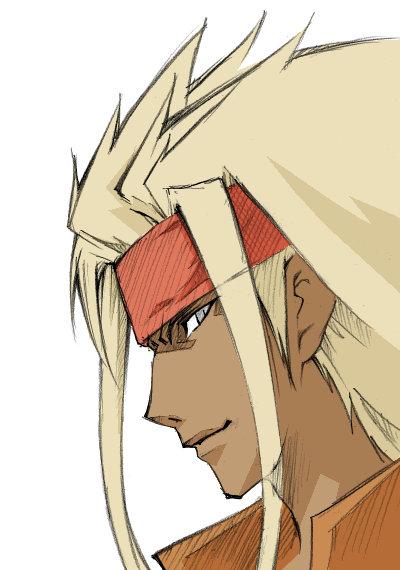 紅き翼・大剣の男