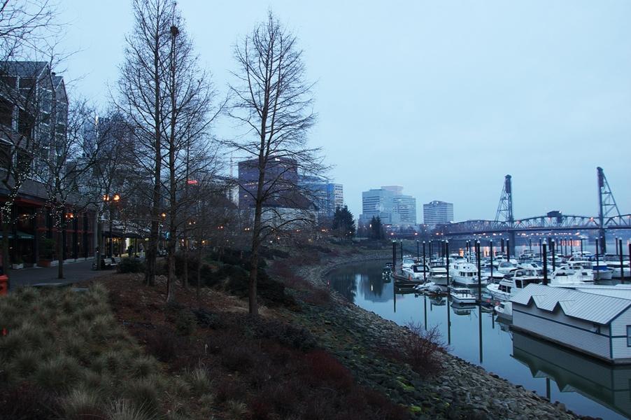 Portland downtown5
