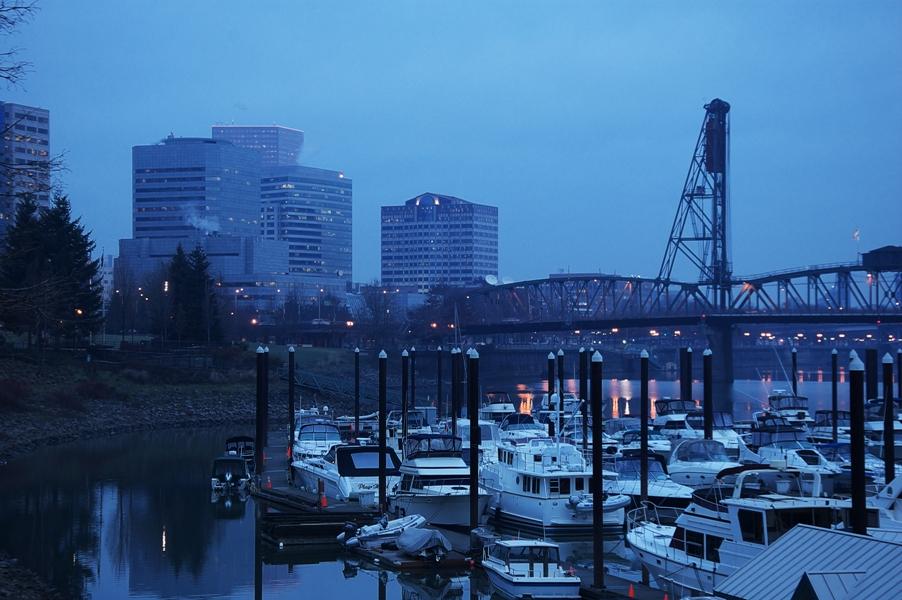 Portland downtown6