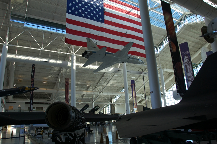 Evergreen Aviation museum1