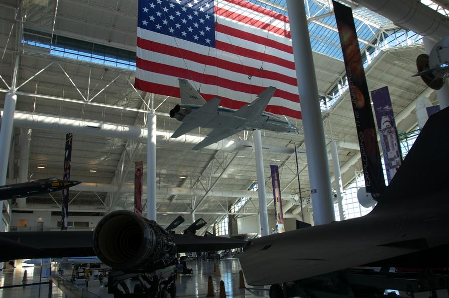 Evergreen Aviation museum1