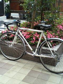 自転車の 自転車を買う時期 : このロードは私が自転車通勤を ...