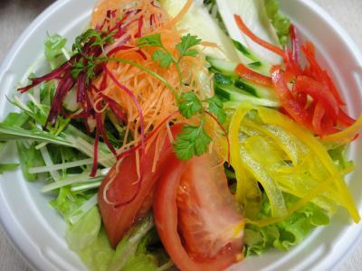 野菜サラダ♪