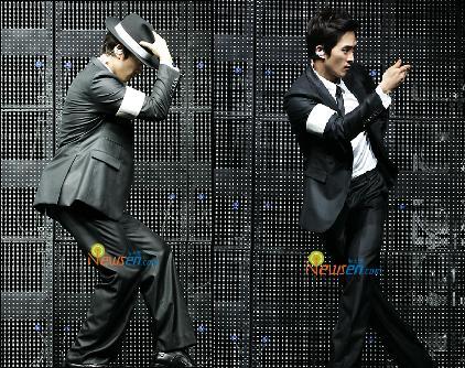 スンホニ・ブレイクダンス