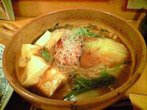 なんこつキーマチゲ鍋風 (1)a