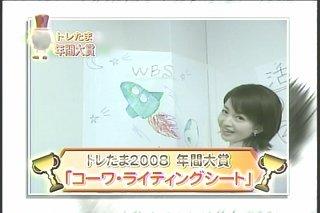 松丸友紀,WBS