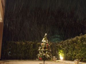 雪のクリスマス2