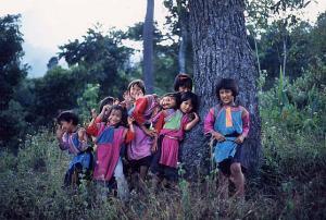 タイ子供たち (3)