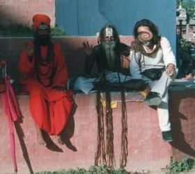 nepal カトマンドゥ