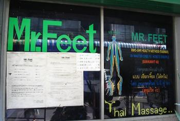 mr feet