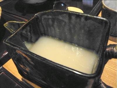 09-3-6 蕎麦湯