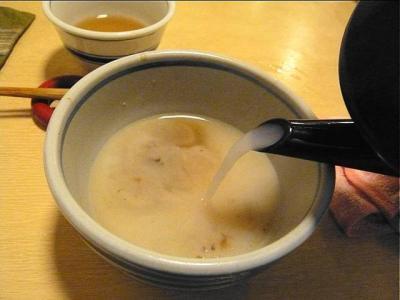 09-04-06 蕎麦湯