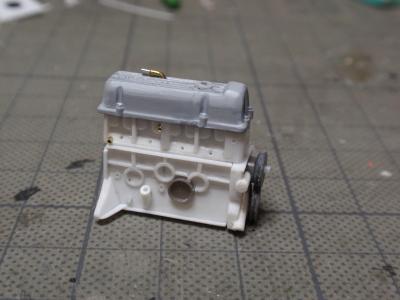 ブルエンジン48