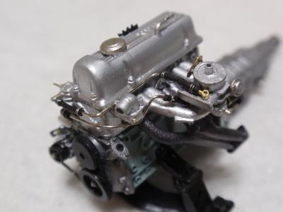 エンジン仕上40