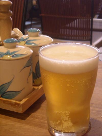 ビール(キーマオキッチン)