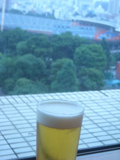 ビール(レストランオアシス)