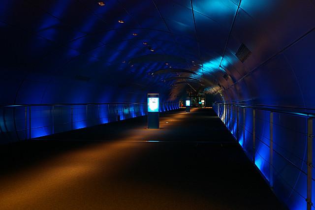 懐かしい タイムトンネル 海の底