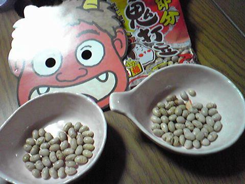 年々豆の数が増え食べるのも大変巻くのは楽しいけど(^□^;)