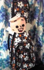 美茶ちゃんからのプレゼント たんたん手づくりの はみちんくんもついてます^^