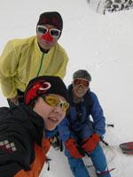 御嶽山スキーa